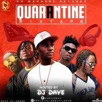 DJDAVE - Quarantine Mixtape (ft. Dremo, Tyga, Saweetie, Burna Boy, Rema, Steff London, Tekno, Naira Marley, Zlatan)