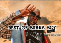 DJ BRYMORE - DJ BRYMORE-Best Of Burna Boy