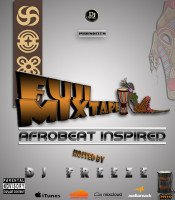 Dj Freeze - Fuji Mixtape (afrobeat Inspired)
