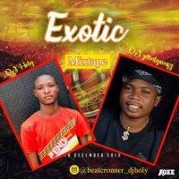 Dj Holy - DJ Holy X DJ Plentysongz _ Exotic Mixtape