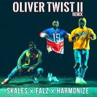 Skales - Oliver Twist (Remix) II (feat. Falz, Harmonize)