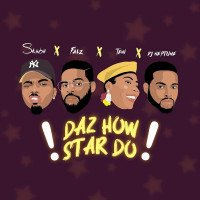 Falz x DJ Neptune x Teni x Skiibii - Daz How Star Do