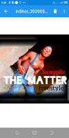 Swaggito - The Matter(freestyle)
