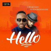 J. Martins - Hello (feat. Xtraordinaire)