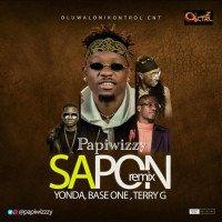 Papiwizzy - Sapon (Remix) (feat. Yonda, Baseone, Terry G)