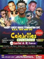Dj Kenzo - Celebrities Countdown Vol. 2