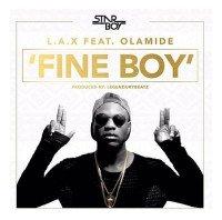 L.A.X - Fine Boy (feat. Olamide)