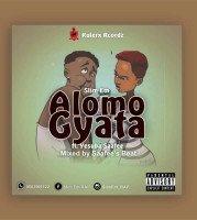 Slim_Em - Alomo Gyata(Mix By Safees Beat )