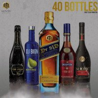 Dr Sid - 40Bottles feat. DJ Big N, Shody, King Spesh, Do2dtun