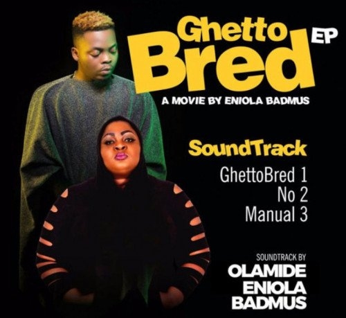 Ghetto Bred EP