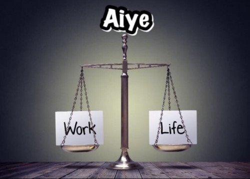 JezzMajor - Aiye (Work=Life)