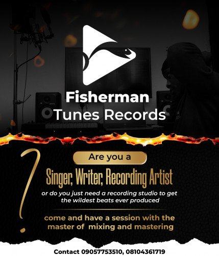 Fisherman - FISHERMAN TUNES [MaVerick X Sugar X Broady] (prod. EmmyBeatz)