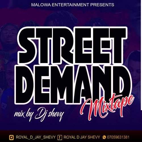 royal dj shevy - STREET DEMAND
