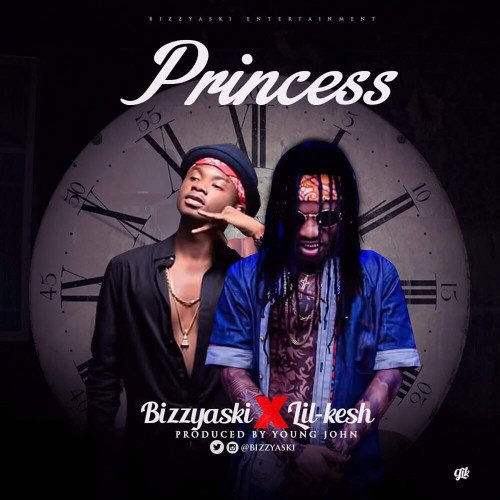Lil Kesh x Bizzyaski - Princess