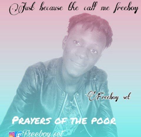 Free boy set - Prayers Of The Poor