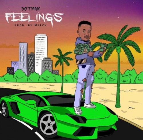 JezzMajor - Feelings (Cover) (feat. Dotman)