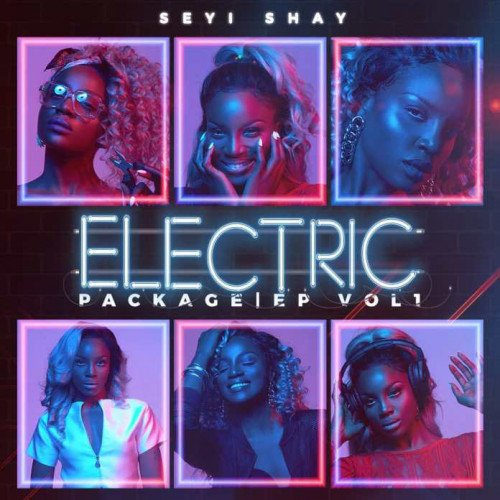 Seyi Shay - All I Ever Wanted (feat. DJ Spinall, King Promise, DJ Vision)