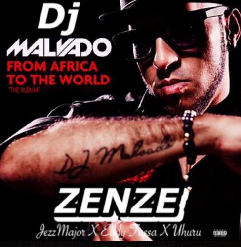 JezzMajor - Zenze (Cover)