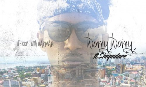 Terry Tha Rapman - Worry Worry