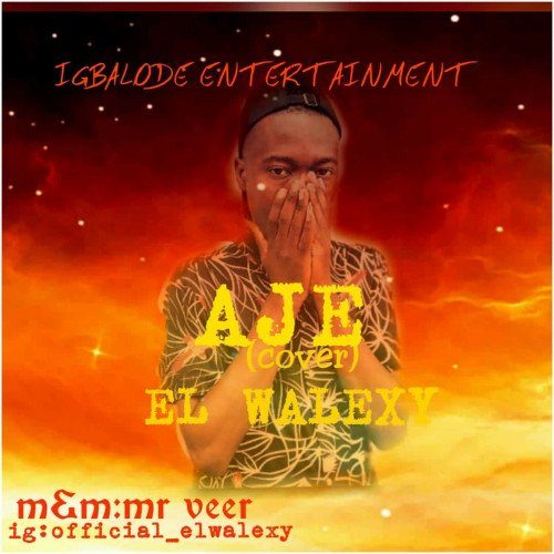 Elwalexy - Aje Cover