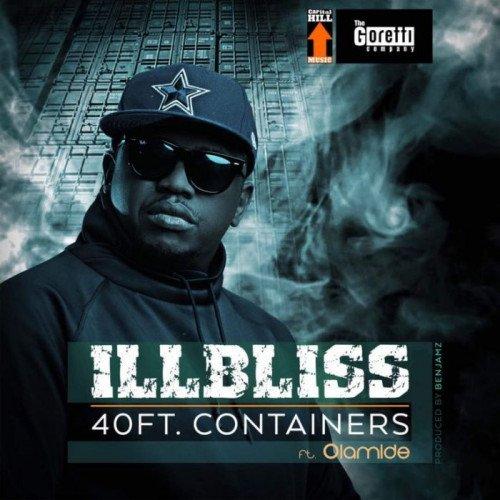 Illbliss - 40FT (feat. Olamide)