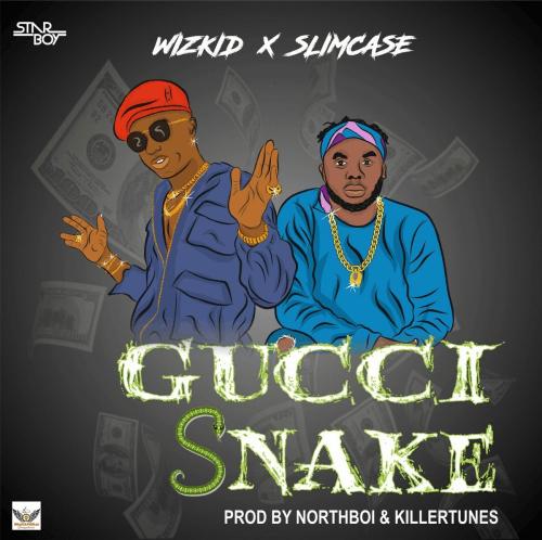 Wizkid x Slimcase - Gucci Snake