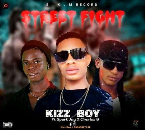 Kiss Boy x Kiss Boy ft Spark Jay x Errga 1st son - Street Fight