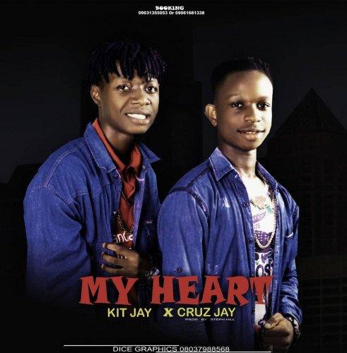 Kit-Jay ft Cruzz Jay - My~HEART