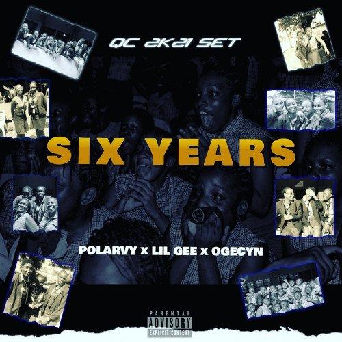 Polarvy x Lil Gee x Ogecyn - Six Years
