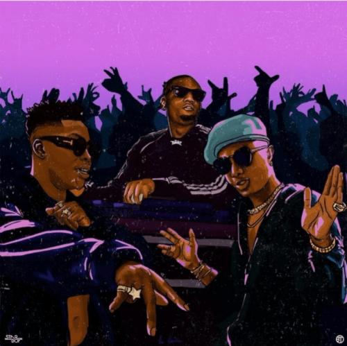 Wizkid x DJ Tunez x Reekado Banks - Turn Up
