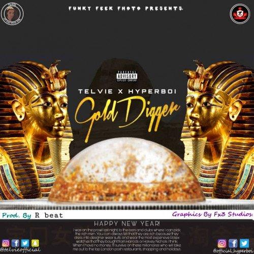 Telvie x Hyperboi - Gold Digger