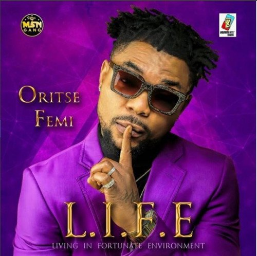 Oritse Femi - Ireti (feat. Lil Kesh)