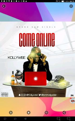 KollyWise - Come Online Jimasun