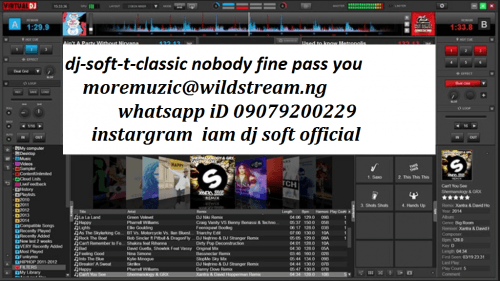 dj soft - DJ-SOFT T-CLASSIC NOBODY FINE PASS YOU#MIXTAPE.....