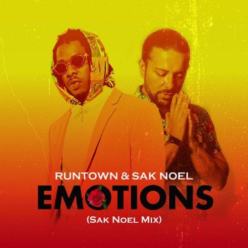Runtown - Emotions (Sak Noel Mix) (feat. Sak Noel)