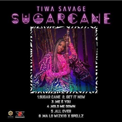Tiwa Savage - Hold Me Down