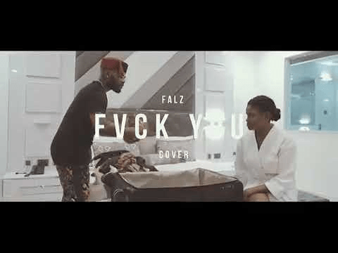 Falz x Kizz Daniel - Fvck You (Cover)