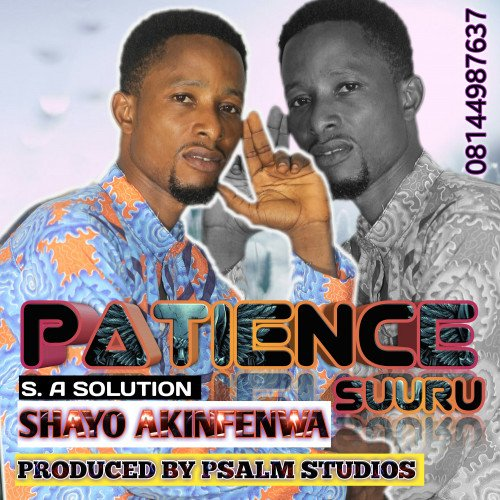 S. A SOLUTION - PATIENCE