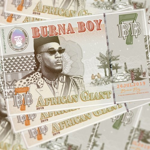 Burna Boy - Gum Body (feat. Jorja Smith)