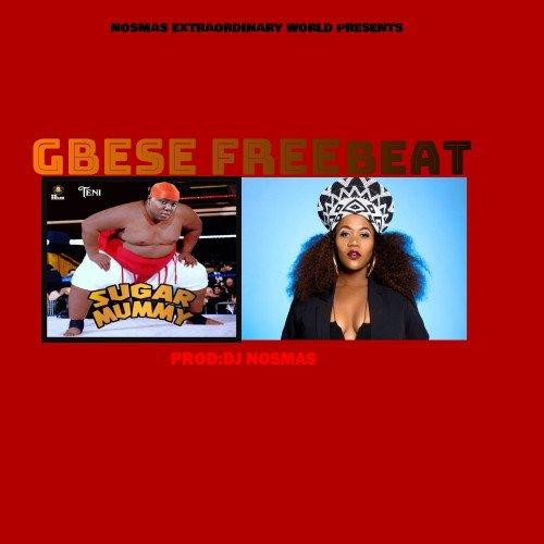DJ Nosmas - Gbese-Teni-Sugar-Mummy-x-Busiswa-Type-Beat