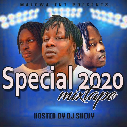 royal dj shevy - 2020 Special Mixtape