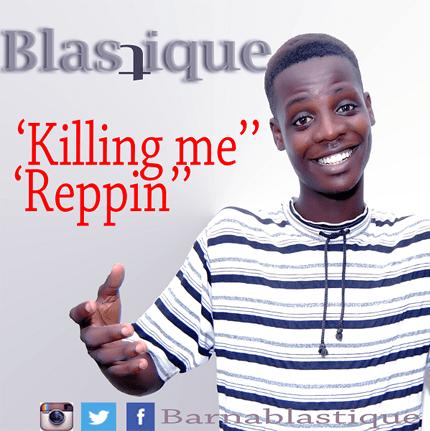 Blastique - Reppin