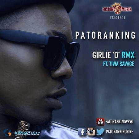 Patoranking - Girlie O (Remix) (feat. Tiwa Savage)