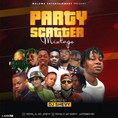 royal dj shevy - Party Scatter 2020