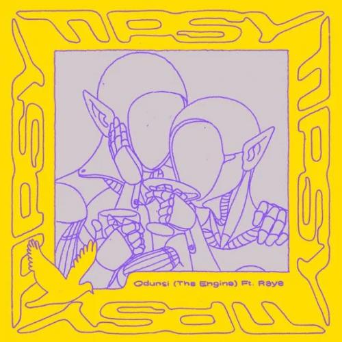 Odunsi The Engine - Tipsy (feat. RAYE)