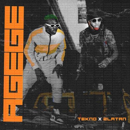 Tekno - Agege (feat. Zlatan)