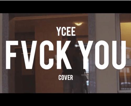 Ycee x Kizz Daniel - Fvck You (Cover)