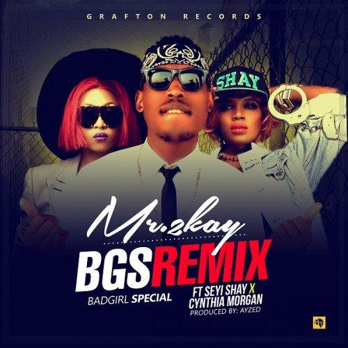 Mr 2kay - Bad Girl Special (Remix) (feat. Seyi Shay, Cynthia Morgan)