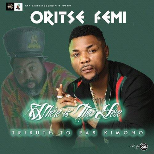 Oritse Femi - Where Is The Love (Tribute To Raskimono)