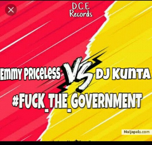 Emmy Priceless - Fuck The Government